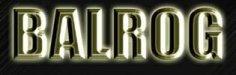 Balrog - Logo