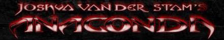 Joshua van der Stam's Anaconda - Logo