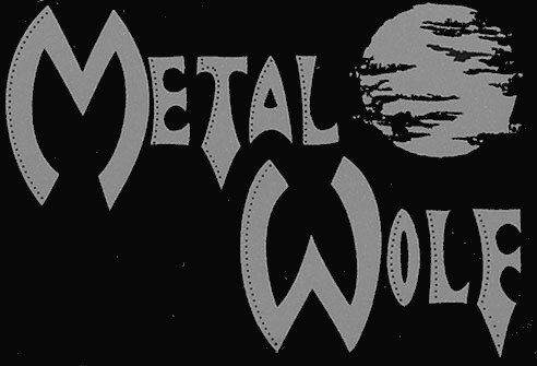 Metal Wolf - Logo