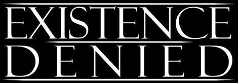 Existence Denied - Logo