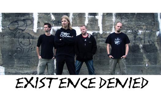 Existence Denied - Photo