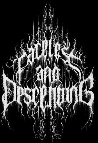 Faceless and Descending - Logo
