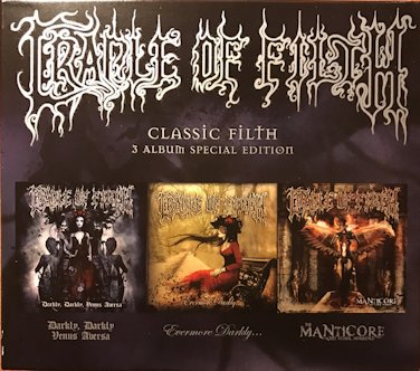 Cradle of Filth - Classic Filth