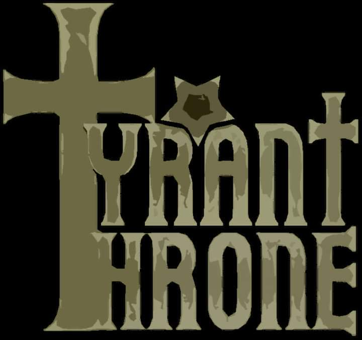Tyrant Throne - Logo