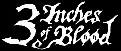 3 Inches of Blood - Logo