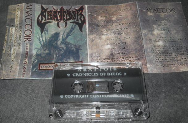 Abattoir - Chronicles of Deeds
