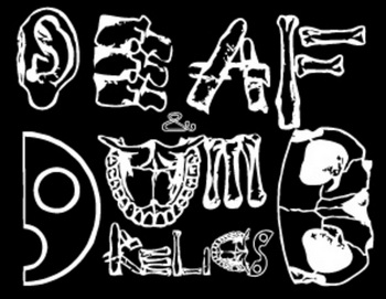 Deaf & Dumb - Logo