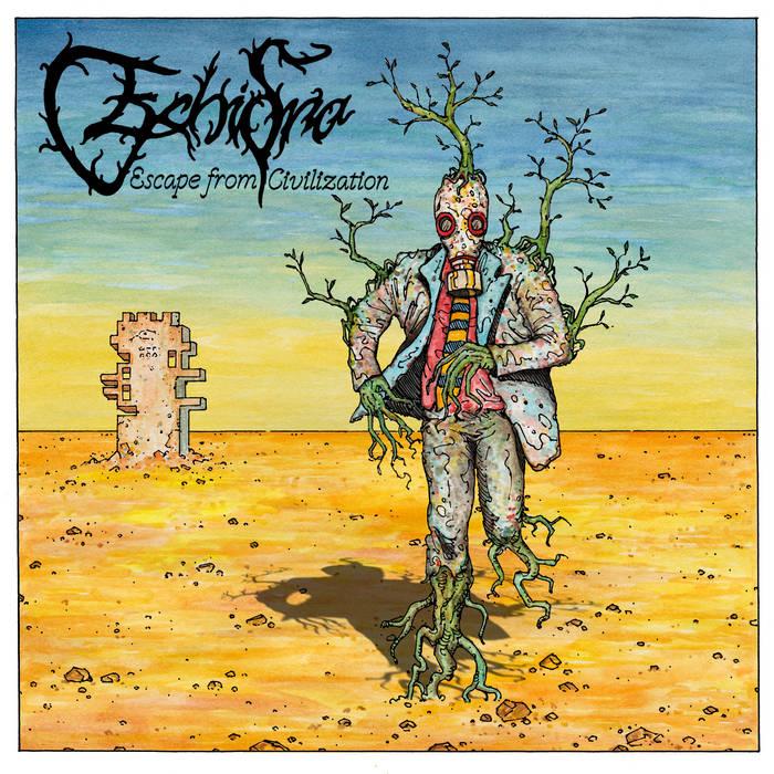 Echidna - Escape from Civilization