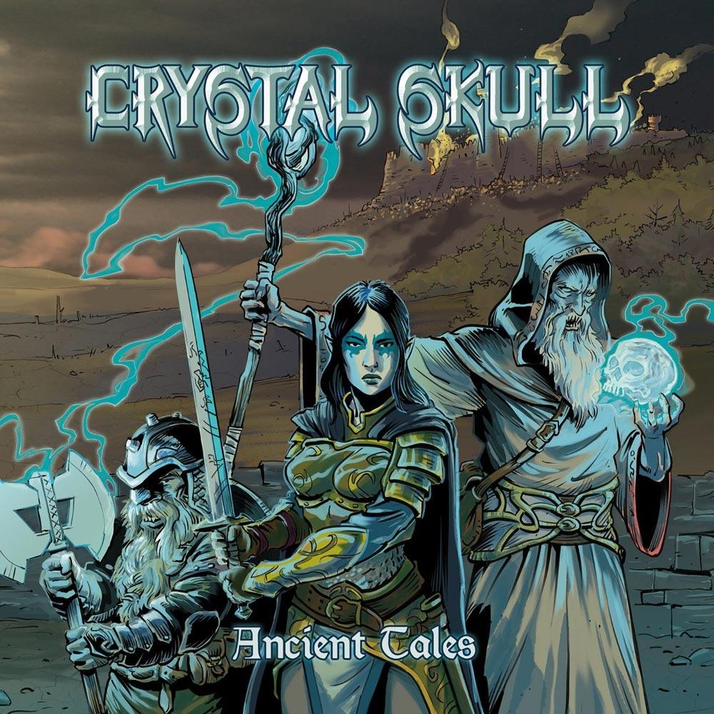 Crystal Skull - Ancient Tales