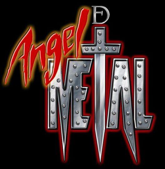 Angel de Metal - Logo