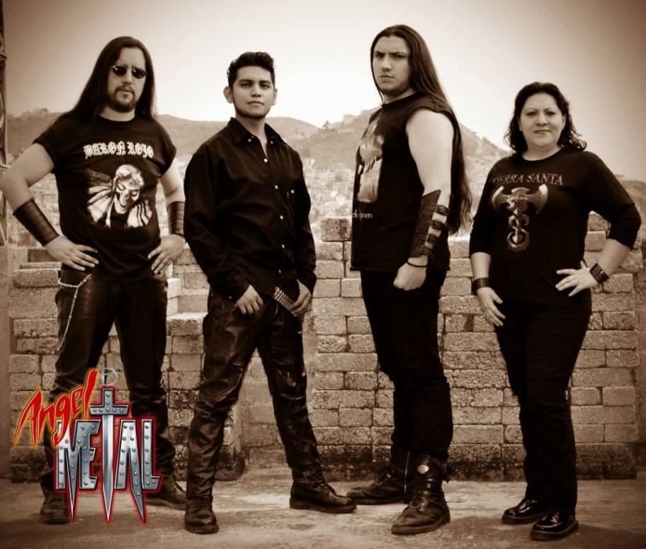 Angel de Metal - Photo