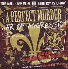 A Perfect Murder - June 12th is D-Day