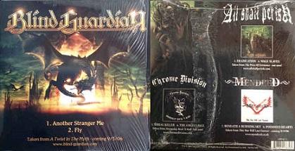 Blind Guardian / All Shall Perish / Mendeed / Chrome Division - Blind Guardian / Chrome Division / All Shall Perish / Mendeed