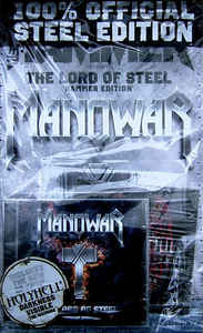 Manowar / HolyHell - The Lord of Steel / Darkness Visible (The Warning)
