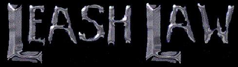 Leash Law - Logo