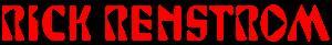Rick Renstrom - Logo