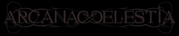 Arcana Coelestia - Logo
