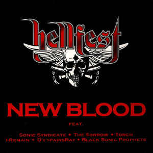 I-Remain / Sonic Syndicate / The Sorrow - Hellfest - New Blood