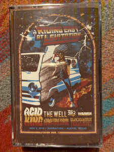 Acid King / The Well / Zig Zags / Blackwater Holylight - Riding Easy at Levitation