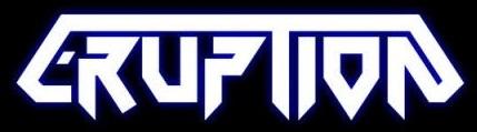 Eruption - Logo