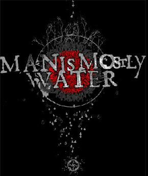 Man Is Mostly Water - Logo