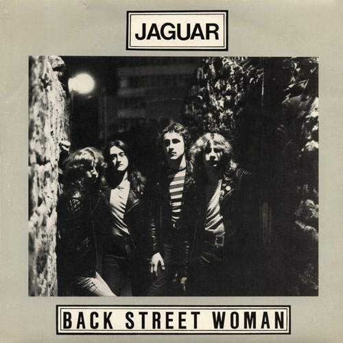 Jaguar - Back Street Woman