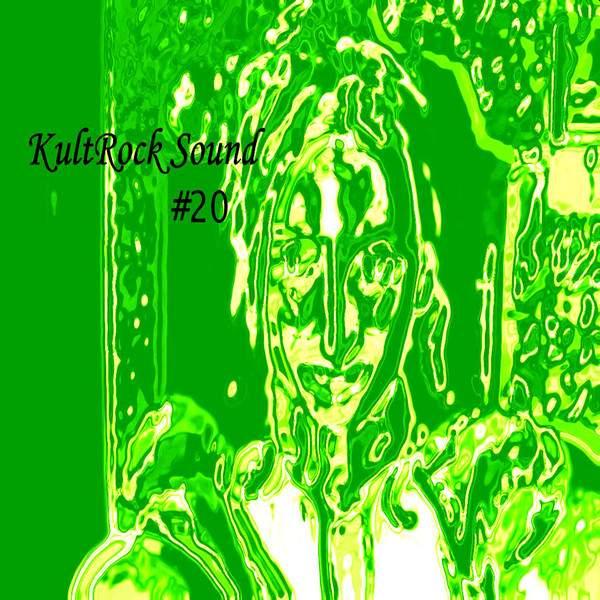 Merendine / Mystura / Lincoln Love Log - KultRock Sound # 20