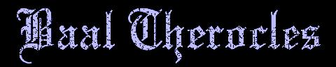 Baal Therocles - Logo