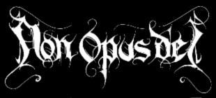Non Opus Dei - Logo