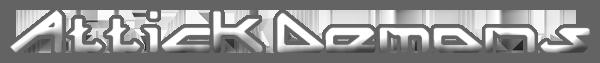 Attick Demons - Logo