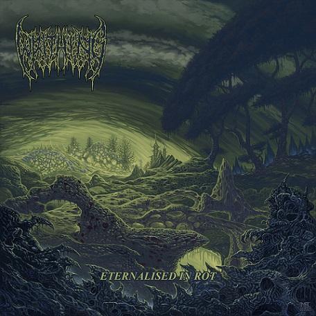 Writhing - Eternalised in Rot