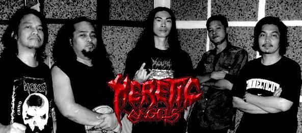 Heretic Angels - Photo