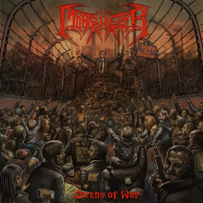 Morphetik - Omens of War