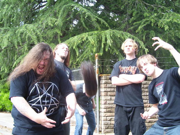 Blood of Cain - Photo