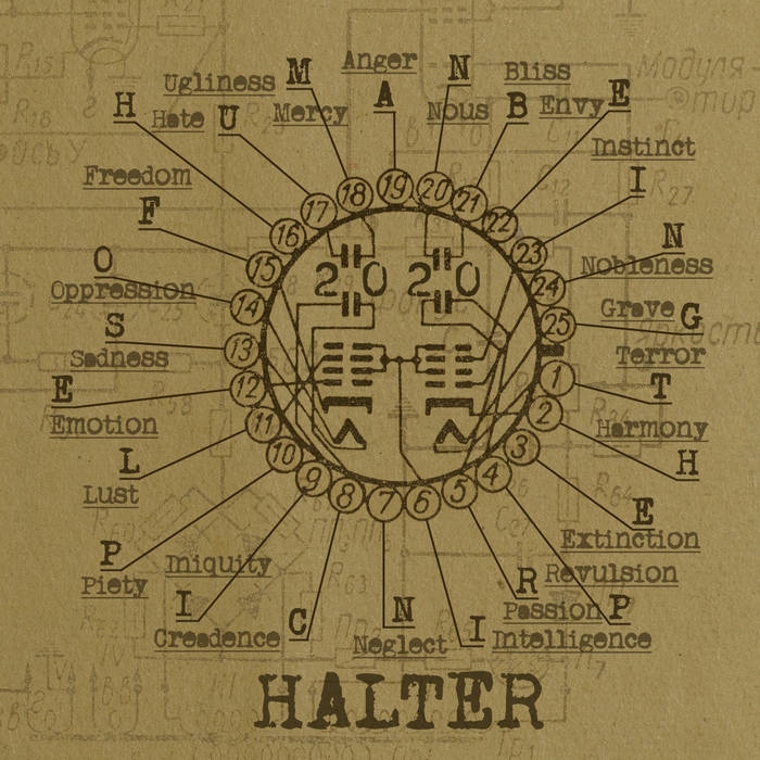 Halter - The Principles of Human Being