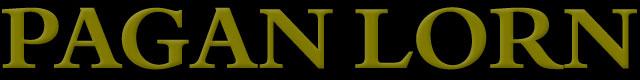 Pagan Lorn - Logo