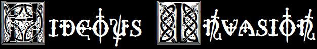 Hideous Invasion - Logo