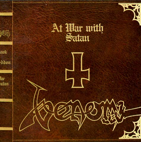 Venom - At War with Satan
