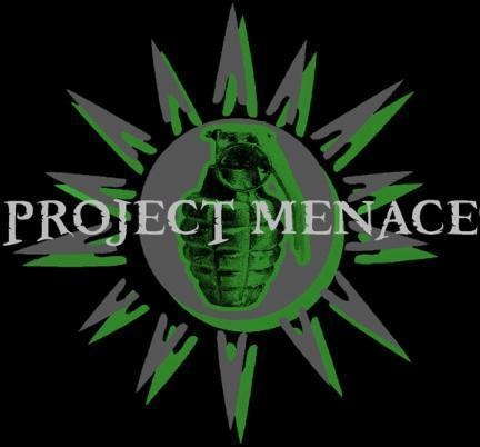 Project Menace - Logo