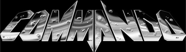 Commando - Logo