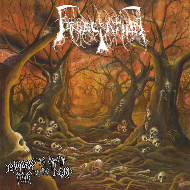 Obsecration - Onwards the Mystic Paths of the Dead