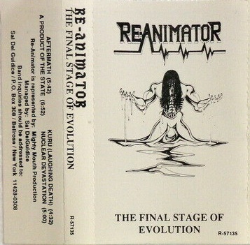 Re-Animator - The Final Stage of Evolution