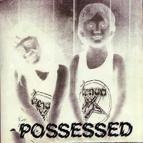 Possessed cover (Click to see larger picture)