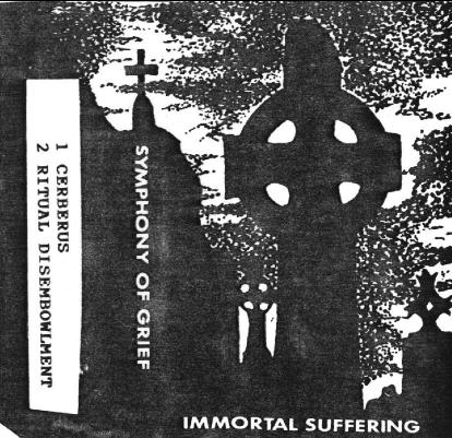 Symphony of Grief - Immortal Suffering 2-tracks Promo Tape