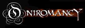 Oniromancy - Logo