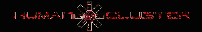 Human Cluster - Logo