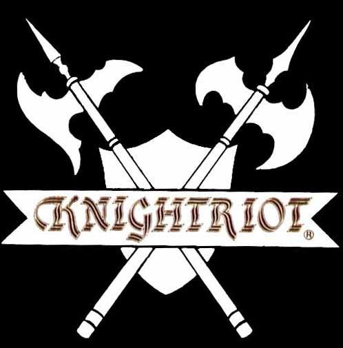 Knightriot - Logo