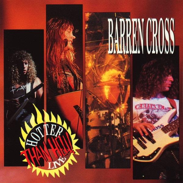 Barren Cross - Hotter Than Hell