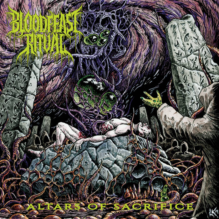 Bloodfeast Ritual - Altars of Sacrifice