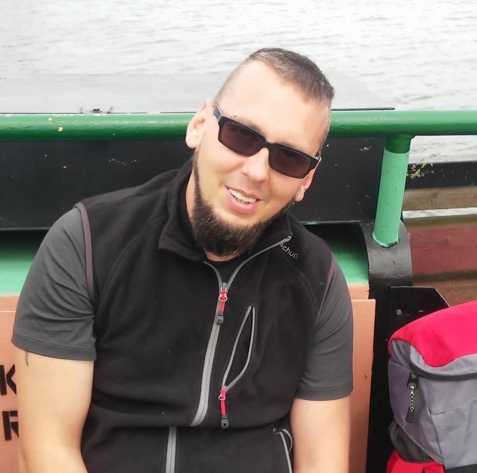 """Wojciech """"Vojcisz"""" Dąbrowski"""